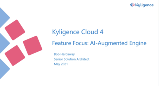 Kyligence cloud 4 feature focus ai augmented engine