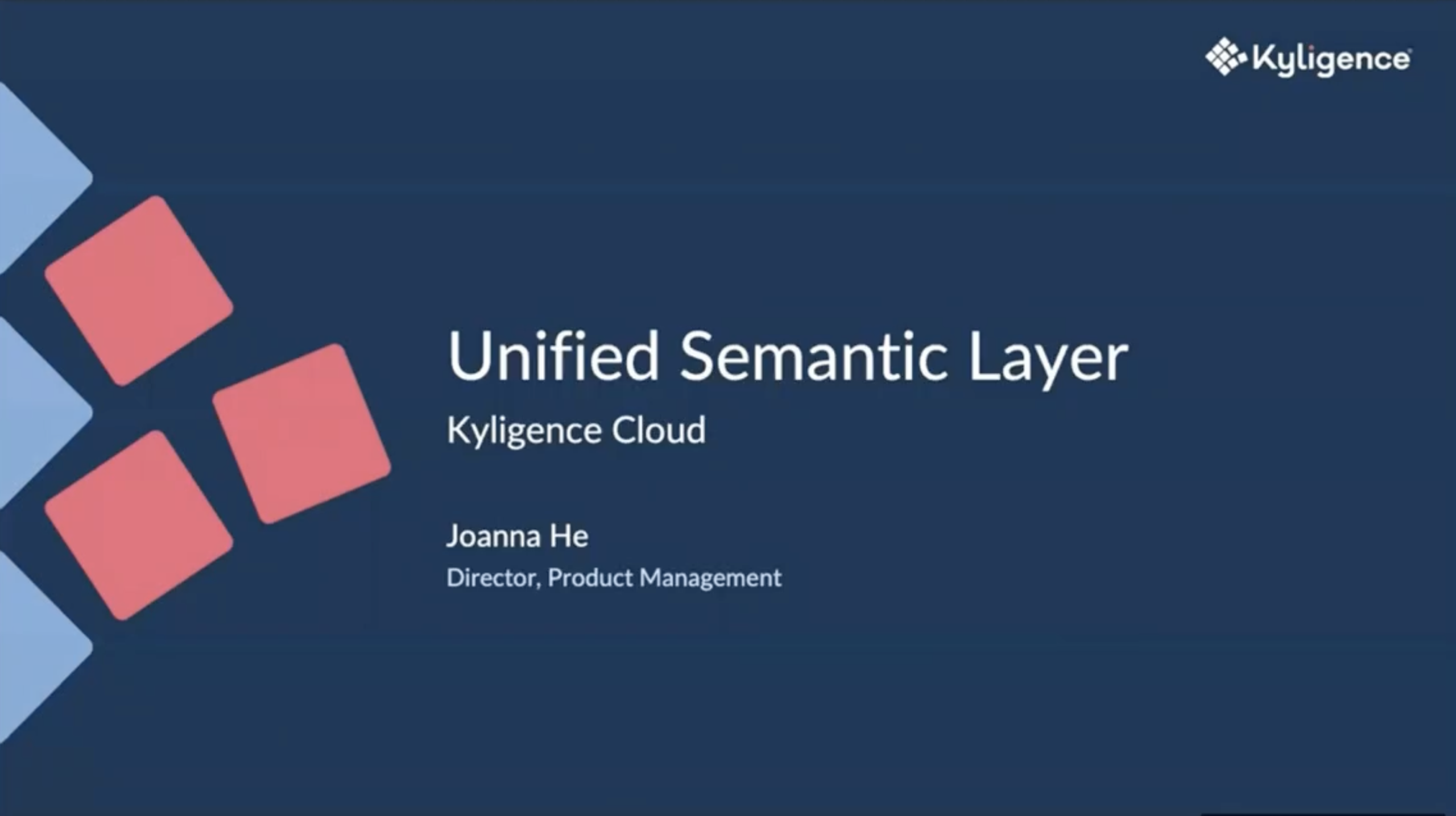 Kyligence cloud 4 feature focus united semantic layer